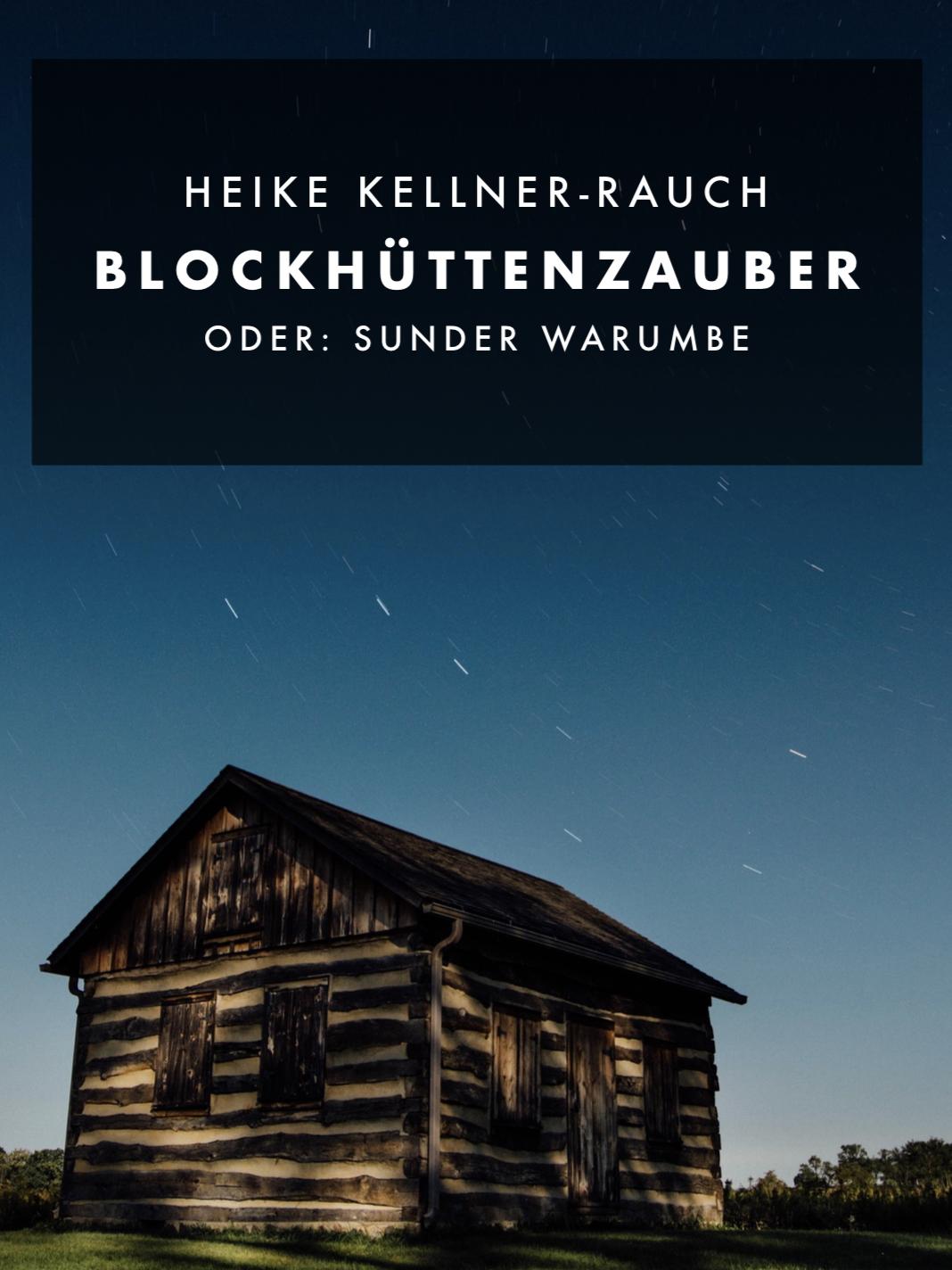 Blockhüttenzauber